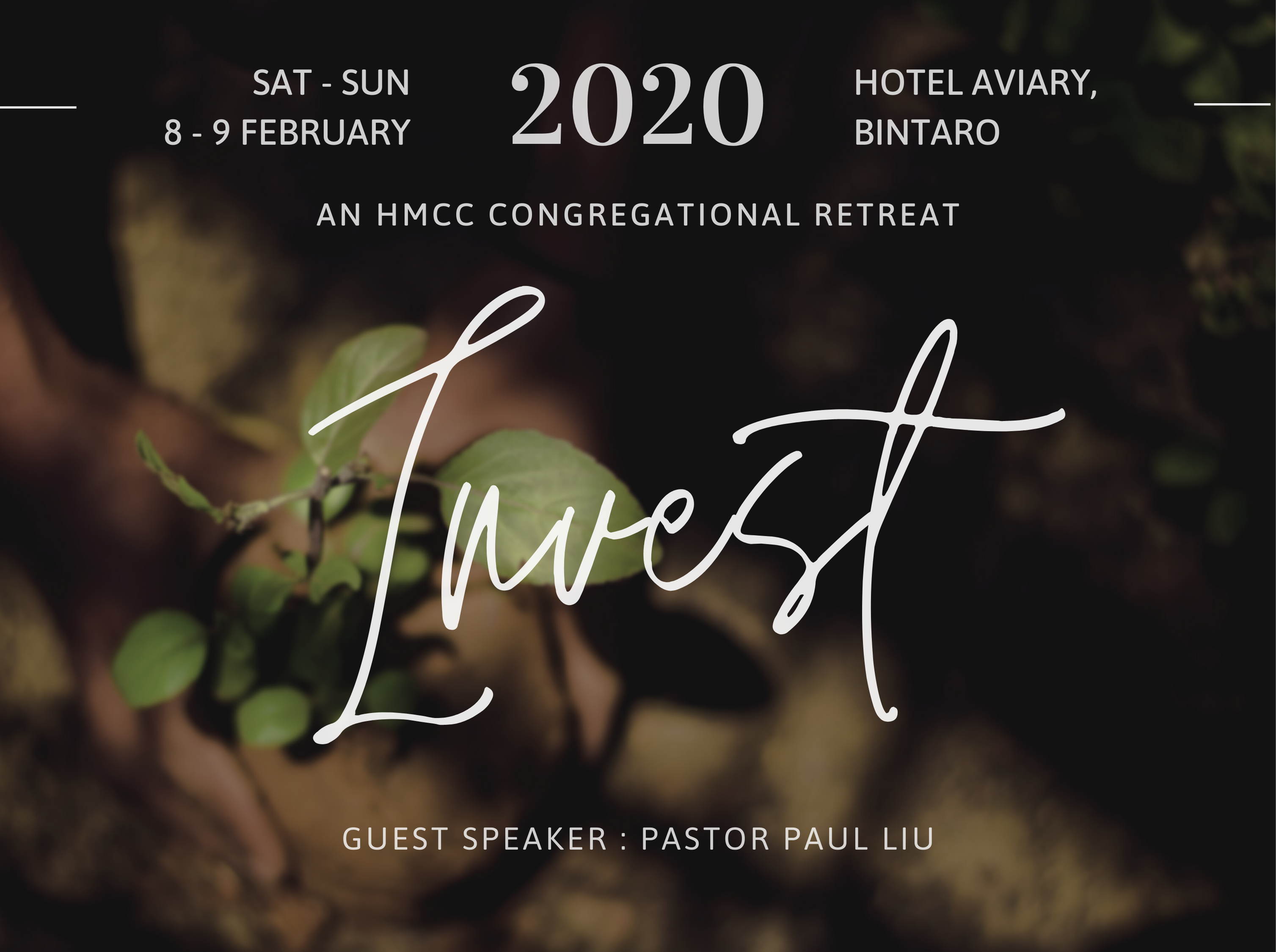Retreat 2020 – Part 3: Invested In Prayer