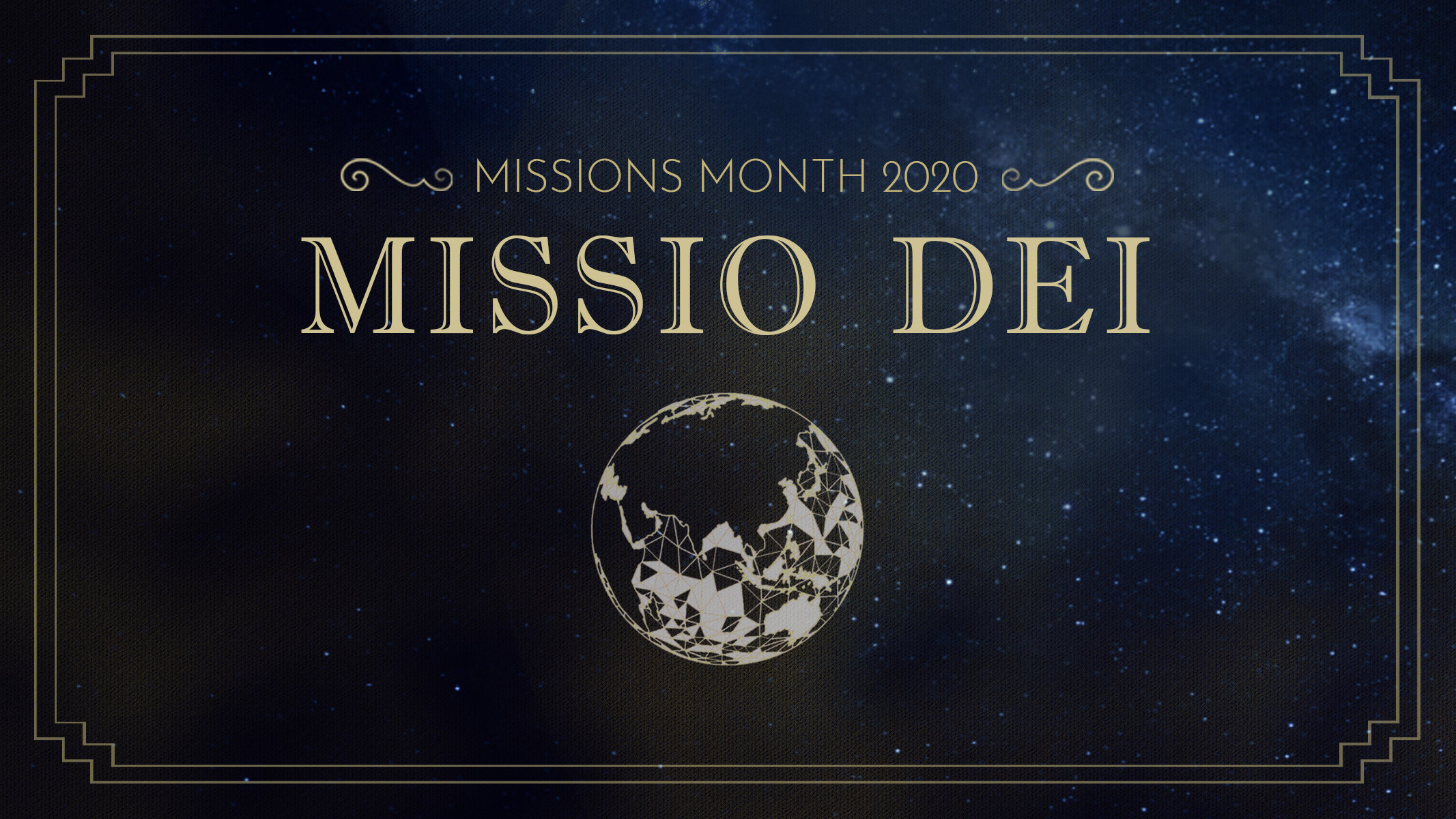 Missio Dei – Part 1: To All Creation
