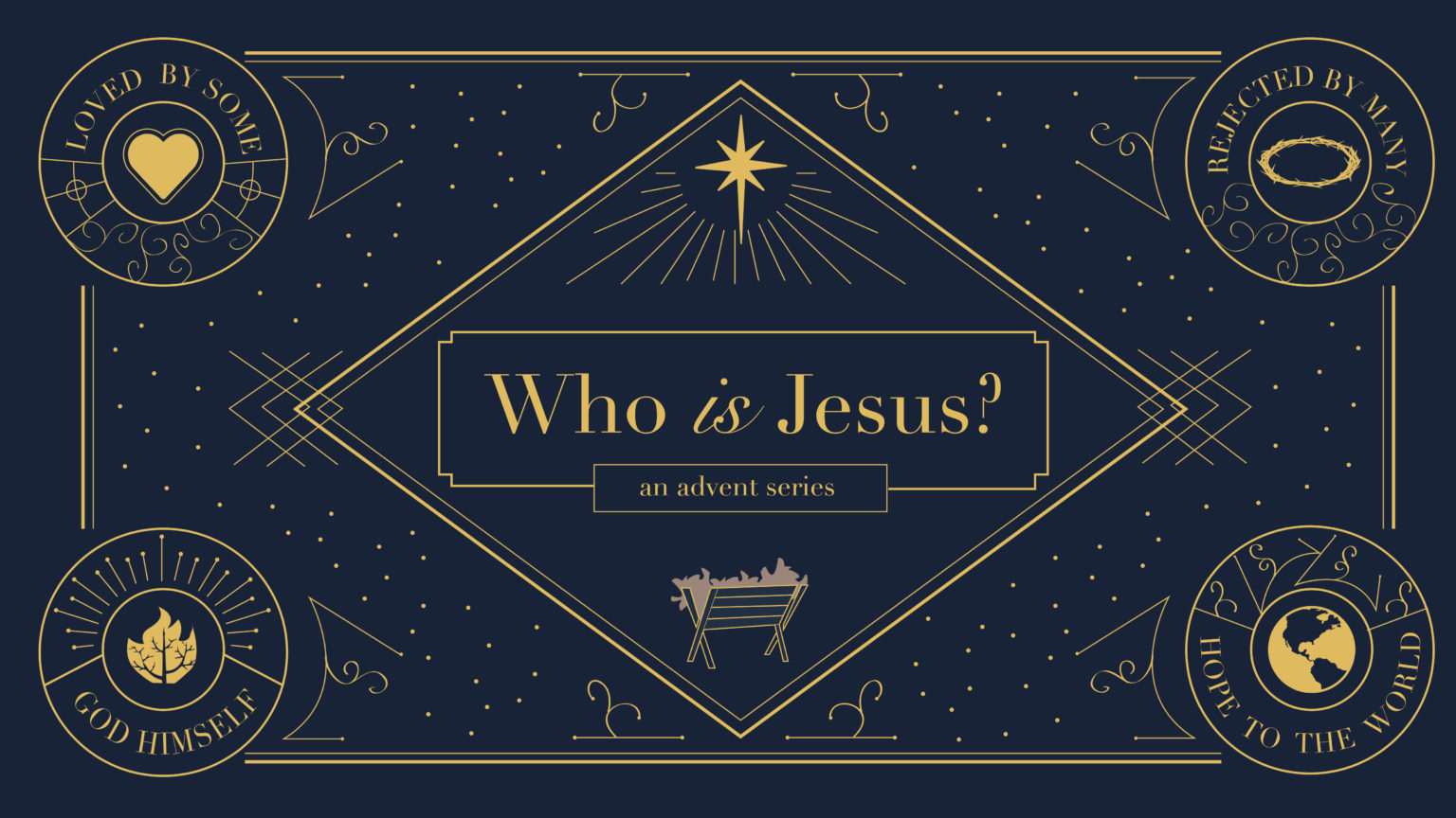 "Who is Jesus? – Part 4: ""He is Hope to the World"""